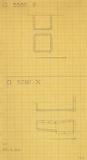 Maps and plans: G 2349 = G 5530, Shaft F & G 2320 = G 5280, Shaft X