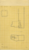 Maps and plans: G 6026, Shaft A