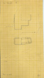 Maps and plans: G 6043, Shaft C