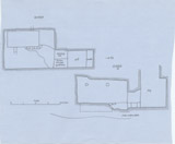 Maps and plans: G 1020, Shaft A