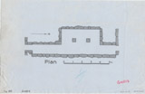 Maps and plans: G 4513, Plan of chapel