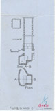 Maps and plans: G 4631, Shaft C