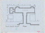 Maps and plans: G 5110, Plan of chapel