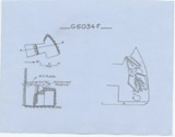 Maps and plans: G 6034, Shaft F