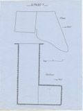 Maps and plans: G 7450, Shaft Y