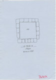 Maps and plans: G 7631, Shaft X