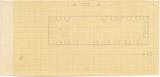 Maps and plans: G 1235, Shaft A, sarcophagus