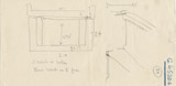 Drawings: G 4520, Shaft A, wood coffin