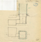 Maps and plans: G 5130, Shaft A
