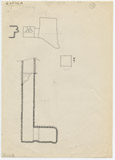Maps and plans: G 6036, Shaft A