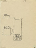 Maps and plans: G 7157, Shaft A