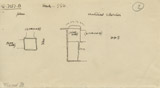 Maps and plans: G 7157, Shaft B