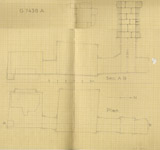 Maps and plans: G 7430-7440: G 7430, Shaft A