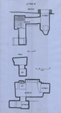 Maps and plans: G 7762, Chapel a, with shaft G 7762a O & G 7763, Shaft Y