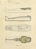 Drawings: G 7762, Shaft S, anthropoid coffin