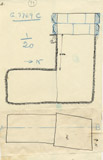 Maps and plans: G 7769, Shaft C