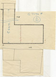 Maps and plans: G 7784, Shaft F