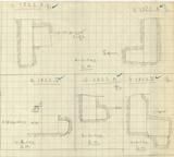 Maps and plans: G 7822, Shaft A and D & G 7823, Shaft A and B