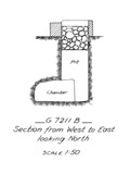 Maps and plans: G 7211, Shaft B