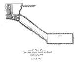 Maps and plans: G 7215, Shaft D