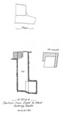 Maps and plans: G 7518, Shaft A