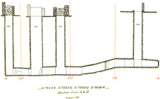 Maps and plans: G 7509, Shaft Q and R & G 7522, Shaft G and X