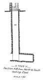 Maps and plans: G 7523, Shaft V