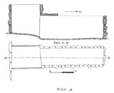 Maps and plans: G 7691, Shaft B