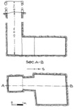 Maps and plans: G 7784, Shaft A