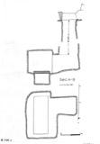 Maps and plans: G 7784, Shaft V
