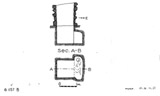 Maps and plans: G 1157, Shaft B