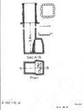 Maps and plans: G 1162+1172: G 1162, Shaft A