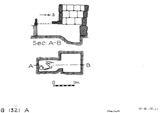 Maps and plans: G 1321, Shaft A