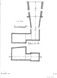 Maps and plans: G 1407, Shaft A