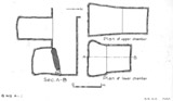 Maps and plans: G 1612, Shaft A