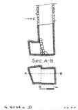 Maps and plans: G 2042a, Shaft D