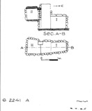 Maps and plans: G 2241, Shaft A