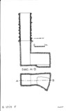 Maps and plans: G 1206, Shaft F