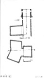 Maps and plans: G 1208, Shaft B (I)