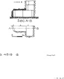 Maps and plans: G 4519, Shaft G