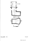 Maps and plans: G 2184, Shaft A