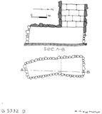 Maps and plans: G 5332, Shaft D (S 799)