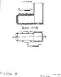 Maps and plans: G 2396, Shaft B