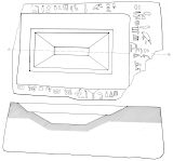 Drawings: G 2110, Shaft R: offering basin