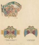 Drawings: G 7143, Shaft B: crown, reconstruction