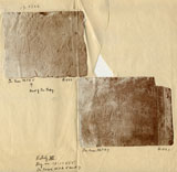 Drawings: G 2381: relief fragments