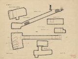 Maps and plans: G 2387, Shaft A