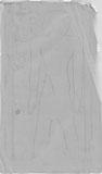 Drawings: G 7721: relief from outer room, W wall, S pillar