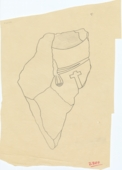 Drawings: G 5080: unidentified relief fragment