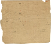 Maps and plans: Plan of Cemetery G 2400